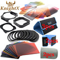 KnightX 24 Filter 9 Ring color cokin p series set For nikon canon d3200 d5200 d3300