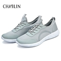 Men Size 37 48 Hot White Black Cool Style High Quality Sneakers Casual Shoes Air Breathable