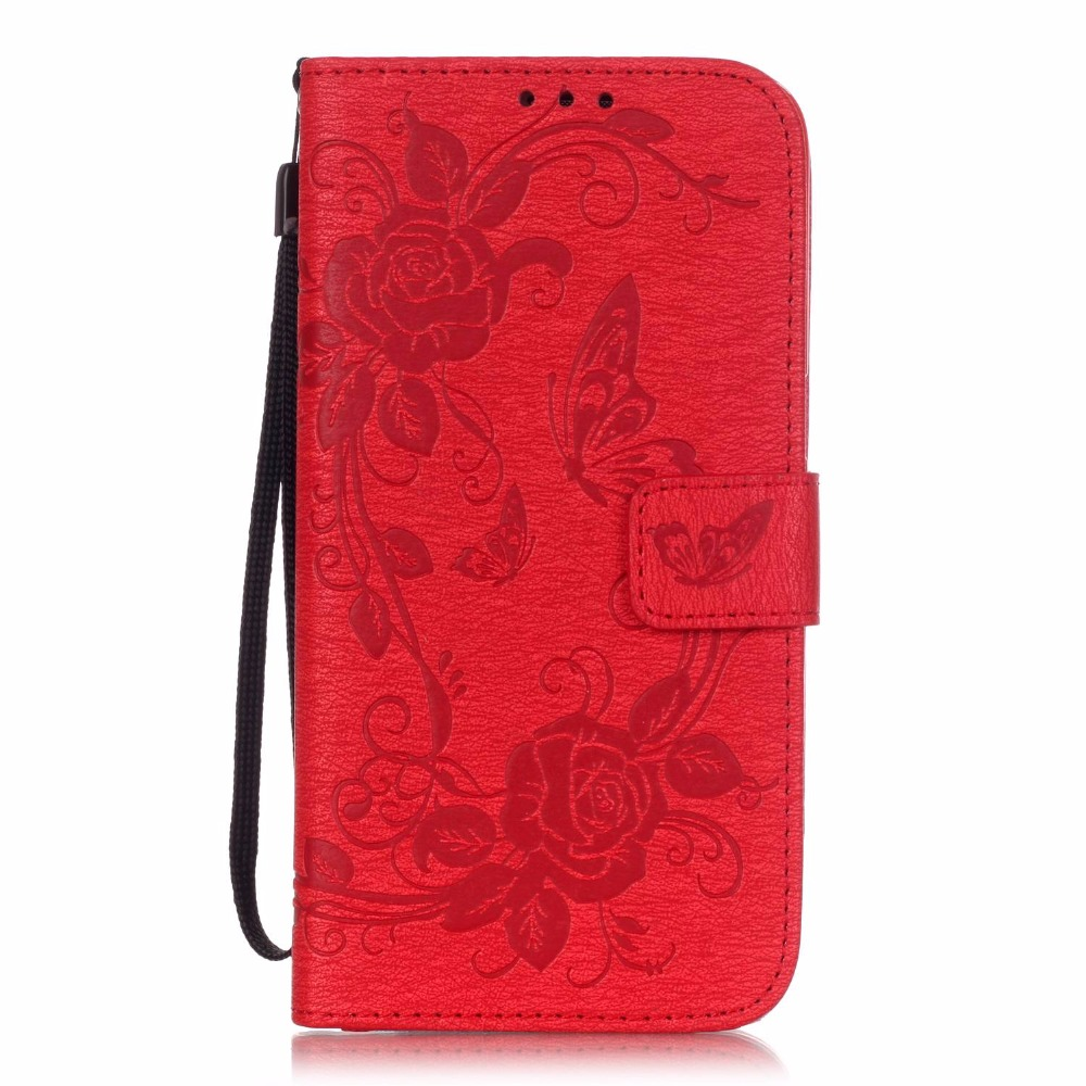 S7 Edge Leather Case Colorful Printing Butterfly PU Leather Wallet Back Case Cover For Samsung Galaxy S7 Edge G935 G9350 G935A(China (Mainland))