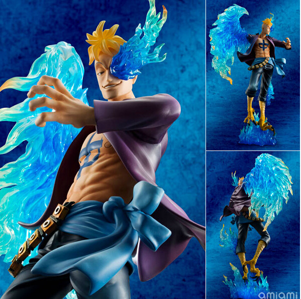 BIG SIZE 30cm POP DX MAS Marco One Piece Action Figures Anime PVC brinquedos Collection Figures toys with Retail box(China (Mainland))