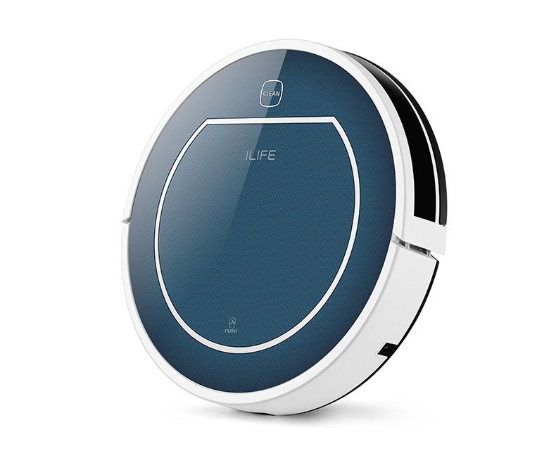 DHL freeshipping Original ILIFE V7 Bluetooth Mini Robotic Vacuum Cleaner for Home APP Bluetooth Remote Control(China (Mainland))