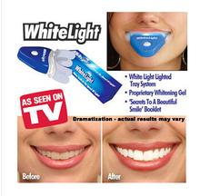 New dents White Light Gel blanchissant blanchissant santé Kit Oral Care dentifrice pour personnelles soins dentaires saine # 110(China (Mainland))