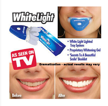 New White Light Teeth Whitening Tooth Gel Whitener Health Oral Care Toothpaste Kit For Personal Dental Care Healthy #110(China (Mainland))