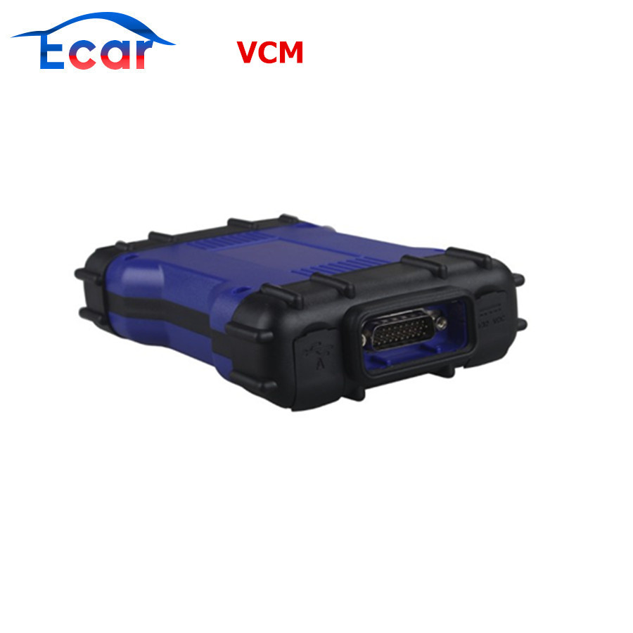 Cheap V141 VCM 2 for Land Rover/for Jaguar Diagnose and Programming Tool Blue Color(China (Mainland))