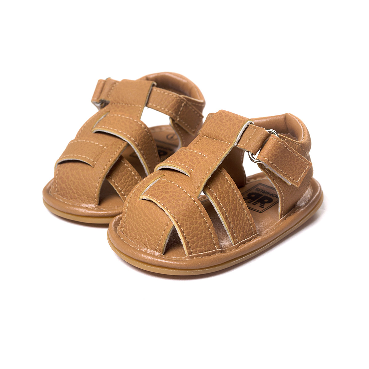 Fashion comfortable rubber sole baby boys sandals baby sunmmer shoes(China (Mainland))