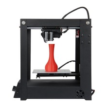 Assembled Me Creator Mini Desktop 3D Printer machine for Professional With SD Card MK8 Extruder
