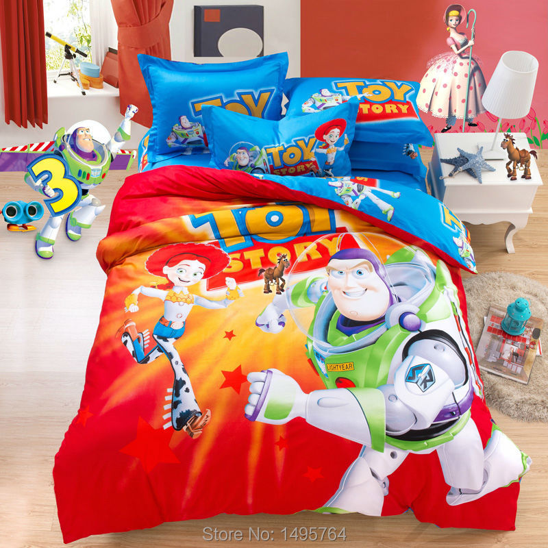 Toy Story Twin Bedding Set Lookup Beforebuying