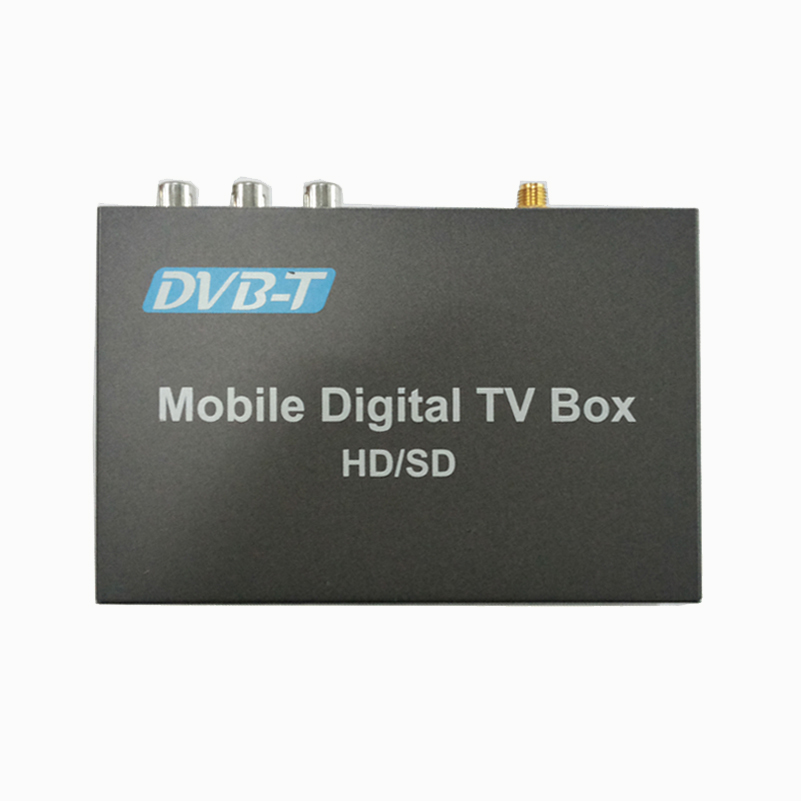 DVB-T CAR DIGITAL TV RECEIVER (HD/SD) MPEG-4, HD and multi-format, with burning, standard exchange, TimeShift function