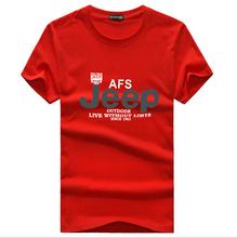 Весна 2015 AFS джип outerwears человека майка печать футболки хлопок топы полный короткие о-образным шею футболка уличная