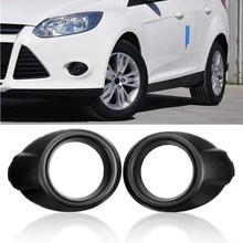 2016 Brand New A Pair of Front Fog Lights Lamp Trim Cover Sticker for Ford /Focus(China (Mainland))