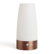 Wireless Motion Sensor Retro Bedroom Night Light Table Lamp