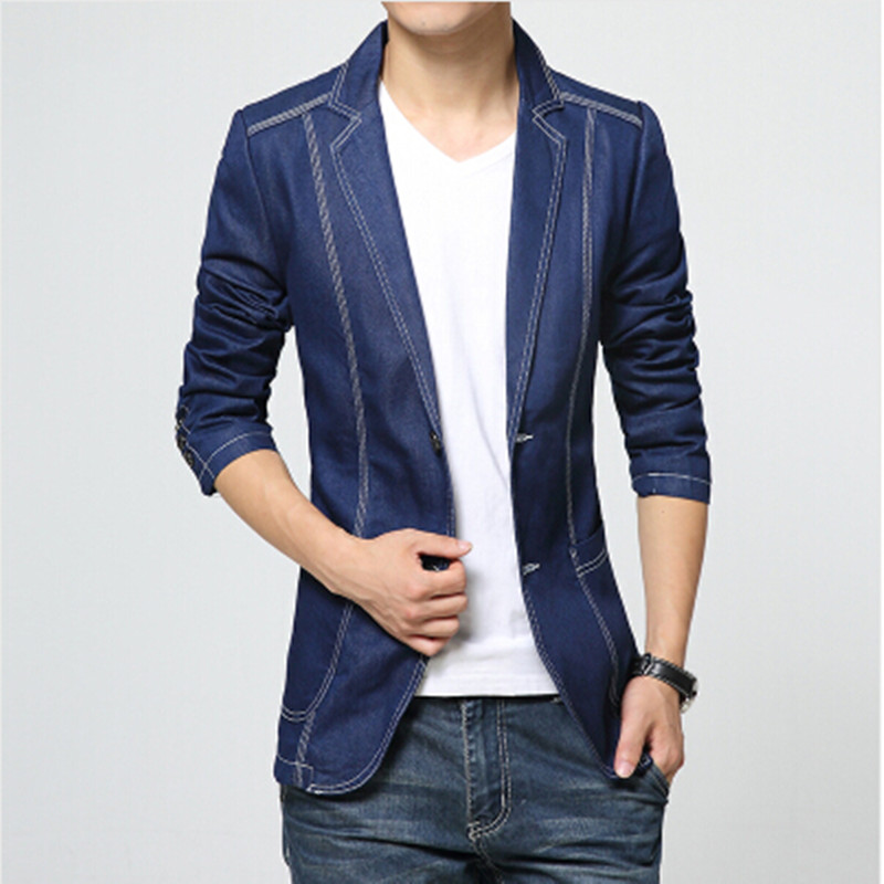 Mens Casual Blazer With Jeans Reviews - Online Shopping Mens Casual Blazer With Jeans Reviews On ...