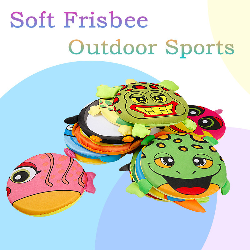 7 Outdoor Sports Boy Toys : Aliexpress buy pc cloth soft frisbee toys for boys