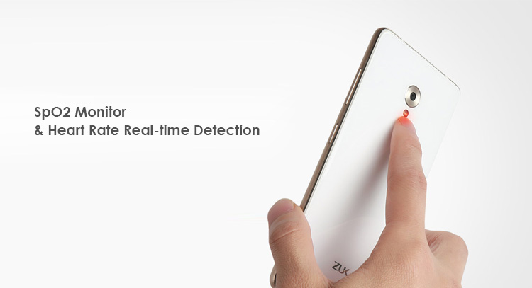 LENOVO ZUK Z2 PRO 6GB RAM 128GB ROM Qualcomm Snapdragon 820 2.15GHz Quad Core 5.2 Inch 2.5D Super AMOLED Corning Gorilla Glass 3 FHD Screen Android 6.0 4G LTE Smartphone