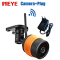 IMIEYE 720P Mini ip camera Wireless Wifi Outdoor bullet waterproof IR night vision 64G TF Card