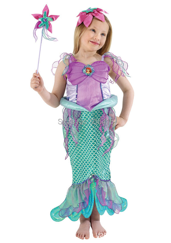 popular ariel mermaid dress buy cheap ariel mermaid dress. Black Bedroom Furniture Sets. Home Design Ideas