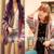 1Pc New Arrival Colorful Lady Boho Ethnic Rainbow Weave Stripe Knit V Neck Sweater Cardigan AY650925