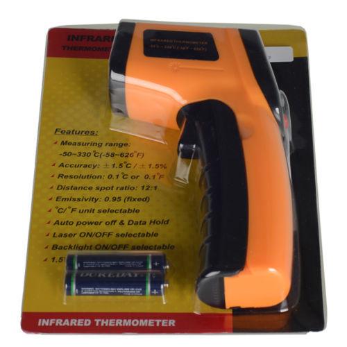 цифровой лазерный пистолет