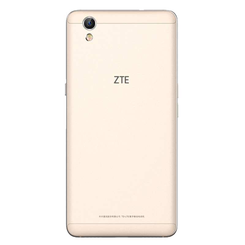 Original ZTE V7 Max Cell Phone 3GB RAM 32GB ROM MT6755M Octa Core 1.8GHz 5.5″ Screen 16.0MP Android 6.0 Fingerprint Smartphone