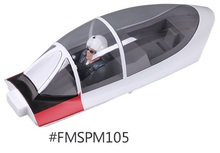 Cockpit for FMS Model New 1400mm T28 V4 Electric RC Plane fms083(Hong Kong)