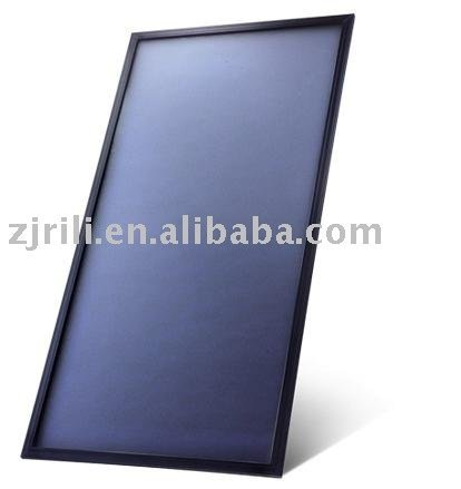 Flat Panel Solar Water Collector