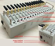 3G MODEM POOL 16 port GSM bulk sms modem pool UC15-E 3G 900/2100MHZ bulk sms sending and receive, sms gate way