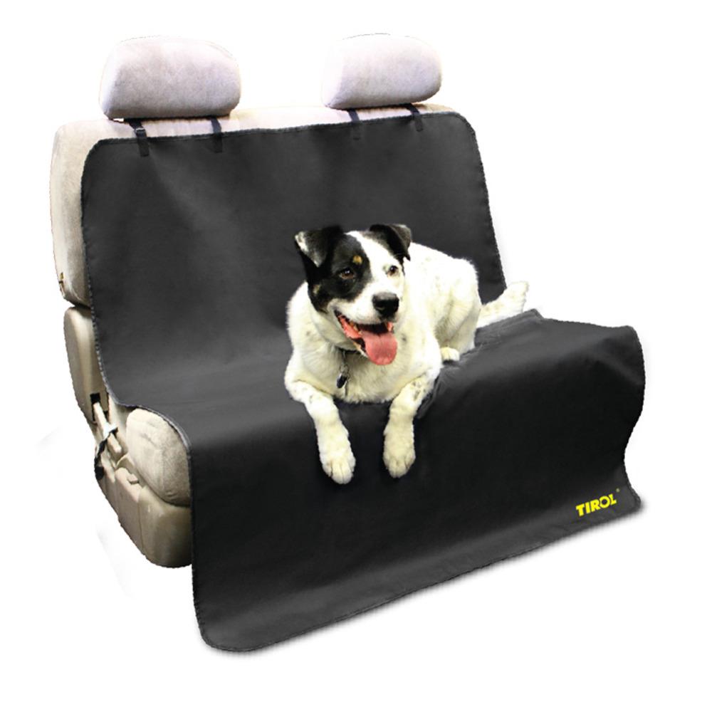 1pcs Car Pet Seat Covers Waterproof Back Bench Seat Car
