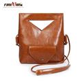2017 New promotions Genuine leather bag handbag Lady shoulder bag Christmas gifts tote bag Black Brown