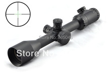 Free Shipping 4-16×50 Side Focus Mil-dot Hunting Tactical Rifle scope Shockproof