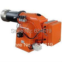high quality 2(two) stage diesel oil fired burner, industrial light fuel oil burner for boiler/oven/making furnace equipment(China (Mainland))