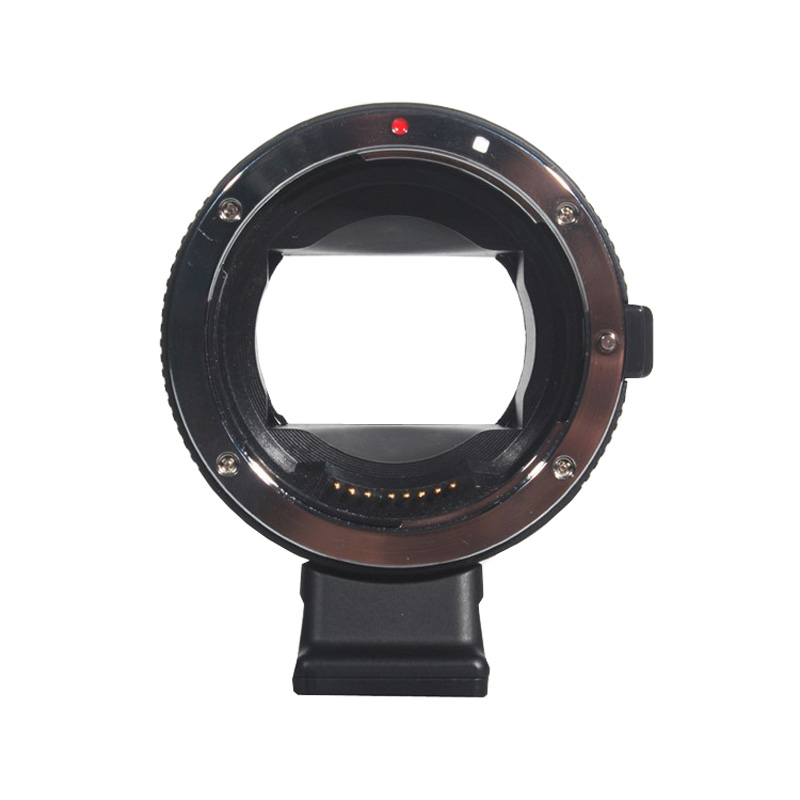 Black Auto Focus EF-NEX EF-EMOUNT FX Lens Mount Adapter for C's EF EF-S Lens for S's E Mount A7R A7S(China (Mainland))