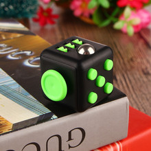 Buy 11 Style Fidget Cube Toys Original Puzzles & Magic Cubes Anti Stress Reliever for $1.21 in AliExpress store