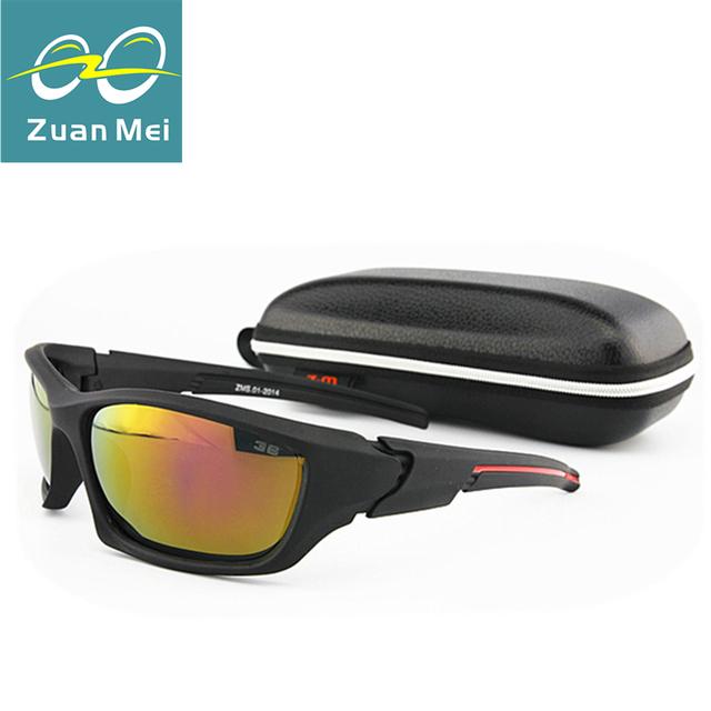 Z.MS-01 солнцезащитные очки мужчин на лошадях спортивные солнцезащитные очки поляризованные очки спорта на открытом воздухе рыболовные очки марки очки костюм UV400 спорт солнечные очки