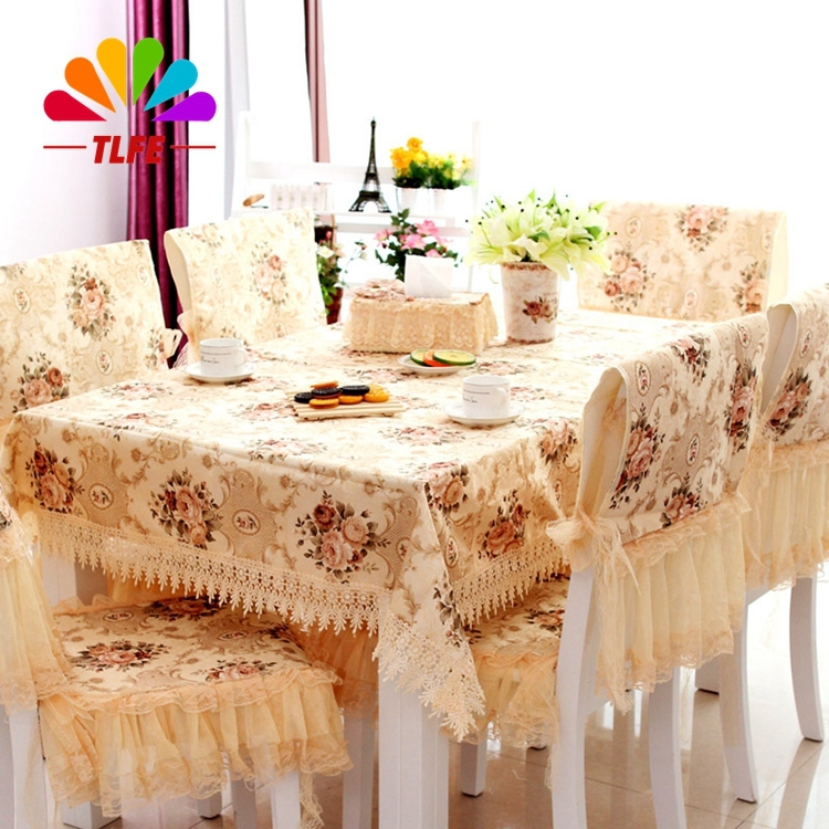 TLFE Wedding Tablecloth Home&Garden Europe Home Textile linen Lace Table cloth Dining/Wedding Tablecloth toalha de mesa ZB001(China (Mainland))