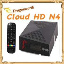 New Cloud HD N4 Satellite Receiver without  IKS