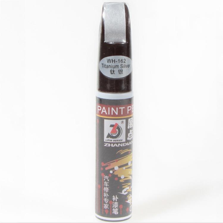 1 шт. титан серебро 12 мл новый профессиональный автомобиль краска ремонт Pen водонепроницаемый Fix It Pro ясно ремонта скреста автомобиля живопись ручки