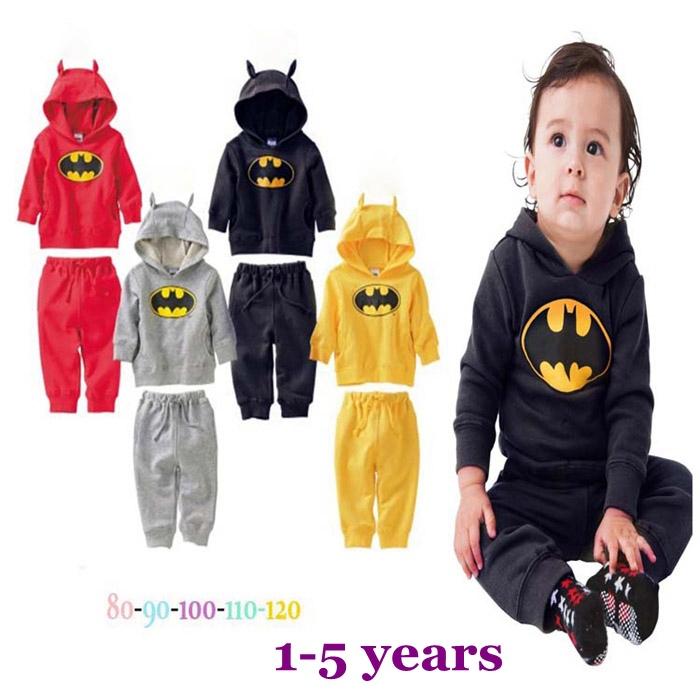 Aliexpress Buy Cute Batman Casual Baby Boys Girls
