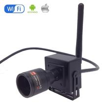 Buy Wireless Mini IP Camera WiFi Onvif 720p/960p/1080P 2.8-12mm Varifocal Zoom Lens CCTV Mini Camera P2P plug play for $28.65 in AliExpress store