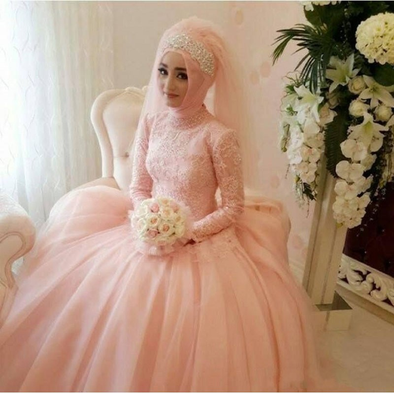 Online get cheap peach wedding dress for Peach dresses for wedding