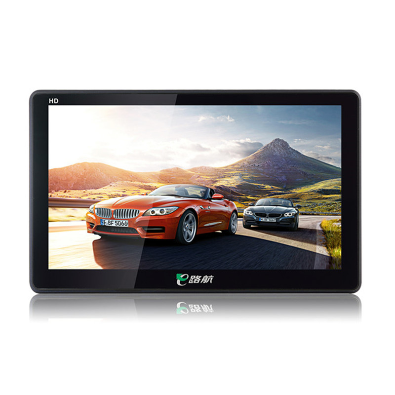 Latest 7 inch GPS Navigation AVIN 8GB can Support Rear View Camera FM 128M DDR 800MHz Car Truck Vehicle GPS Wince 2015 Free Map(China (Mainland))