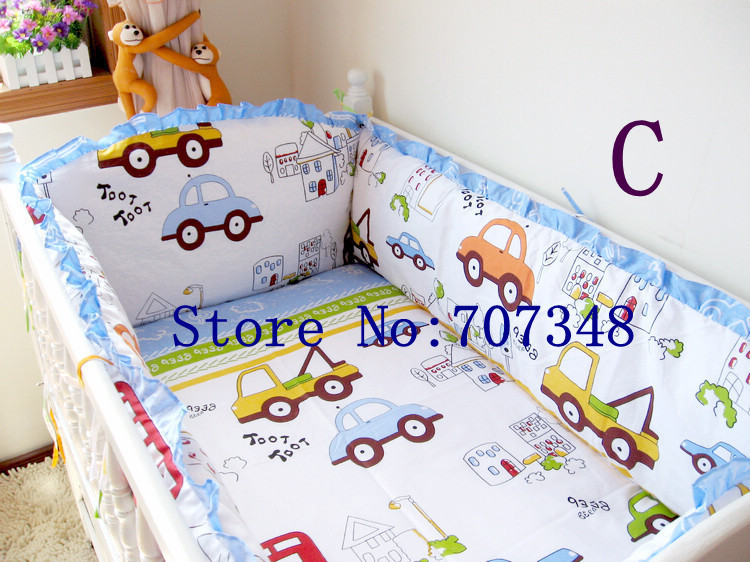 Safe Environmental Protection Materials,Cars Baby Crib Bedding,Both Safety and Healthy Kids Accessory,Babies Gift for Birthday(China (Mainland))