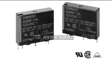 Buy power Relay G6M-1A 24V G6M-1A-24VDC G6M-1A 24VDC 5A 4pin group normally open for $12.50 in AliExpress store