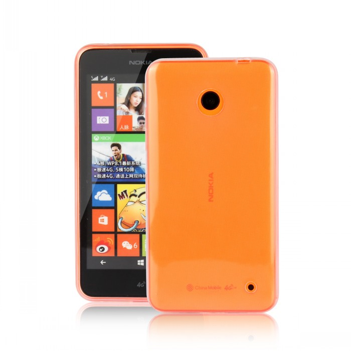 For Microsoft Nokia Lumia 635 Soft Thin Cases Cover Coque Mobile Phone Bag TPU Wallet For Lumia 635 Cases Cover Fundas Capa(China (Mainland))
