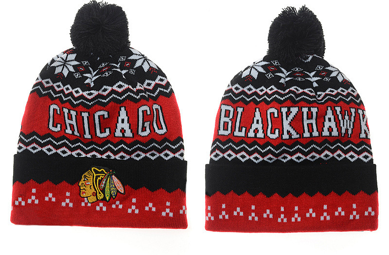 Blackhawks Hat 2015 2015 Nhl Knitted Hats Winter