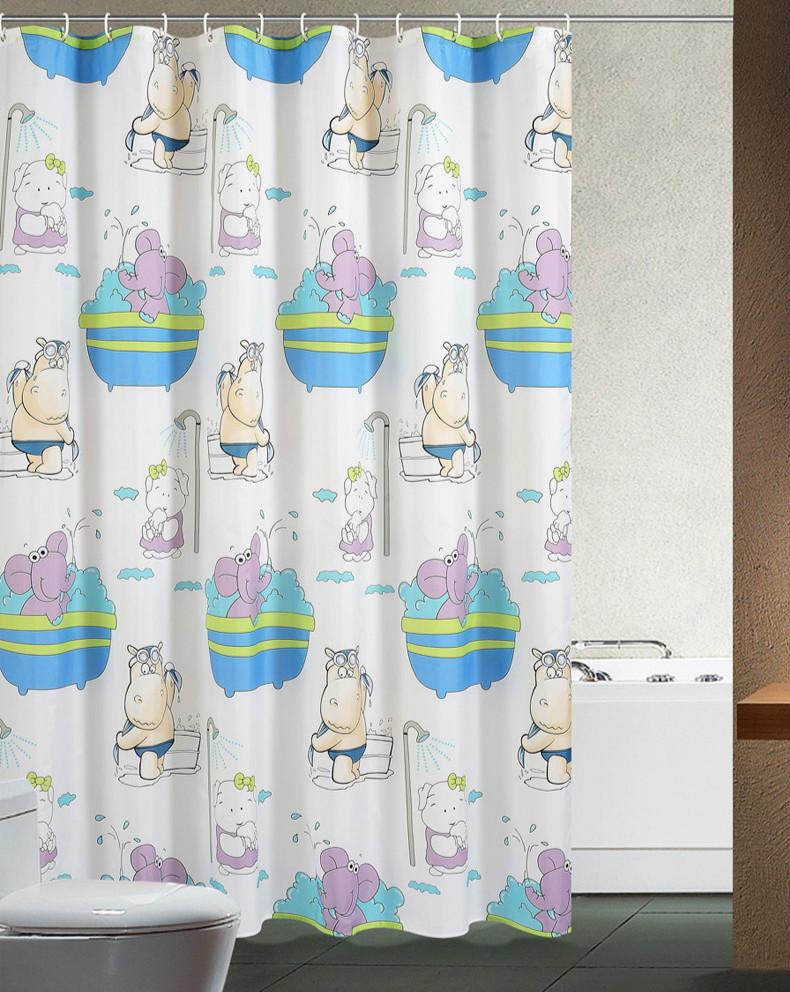 Fabric hippo promotion achetez des fabric hippo for Rideau de douche tissu impermeable