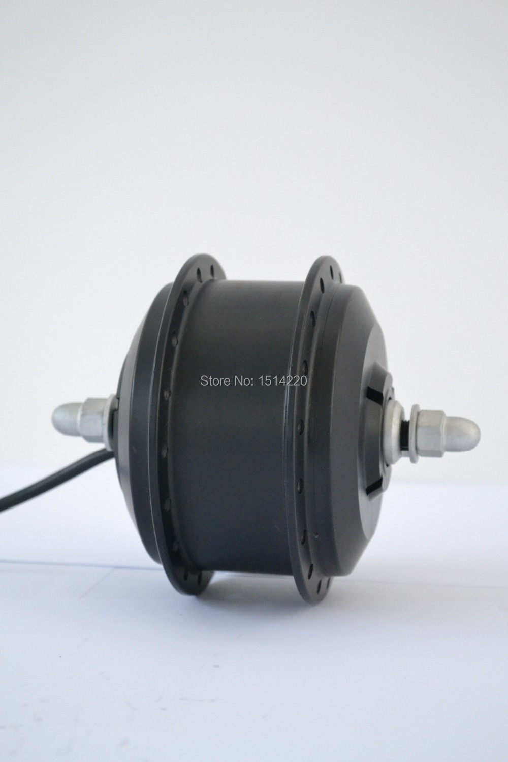 2.2Kg light for 12inch rim 48V 350W brushless gear hub front motor for electric bike&electric bicycle(China (Mainland))