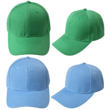Men Women Unisex Plain Solid Cotton Baseball Cap Caps Blank Hat Washed Hats New Y9(China (Mainland))