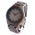 BOBO BIRD New Causal Full Maple Wood Bamboo Luxury men Watches 100 Natural Wood Bamboo Wristwatch