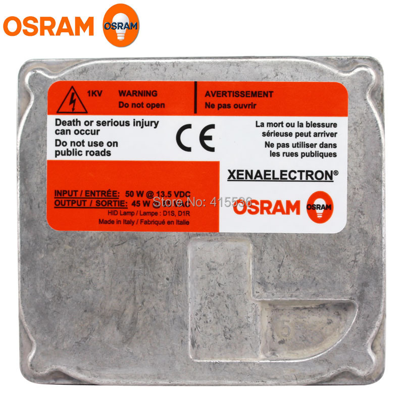 Original OSRAM 2 Year Warranty Ballast 12V 45W 45XT5_D1 1ps<br><br>Aliexpress