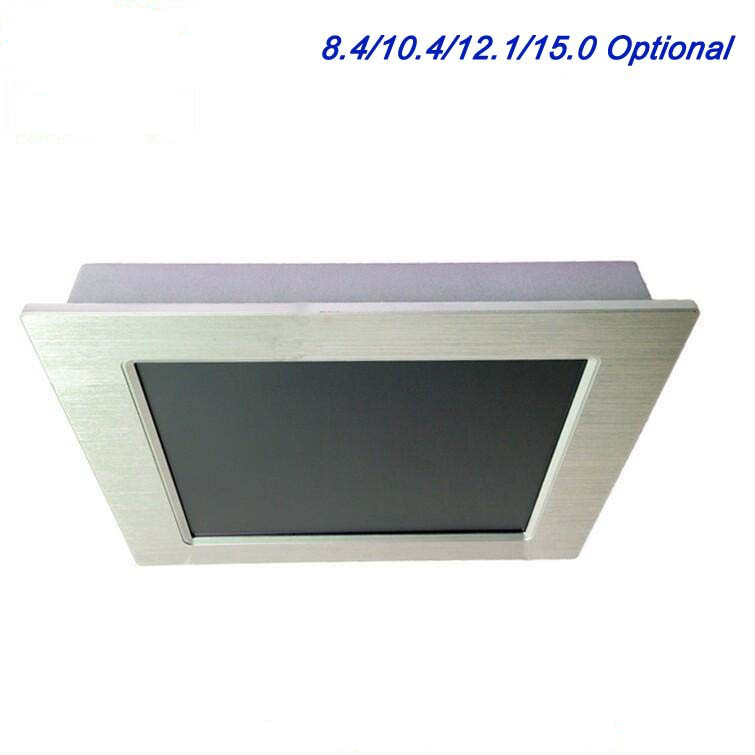 """Industrial Automation 8.4"""" Inch Touch Screen Panel PC With Standard VESA Mounting,industrial panel pc(China (Mainland))"""